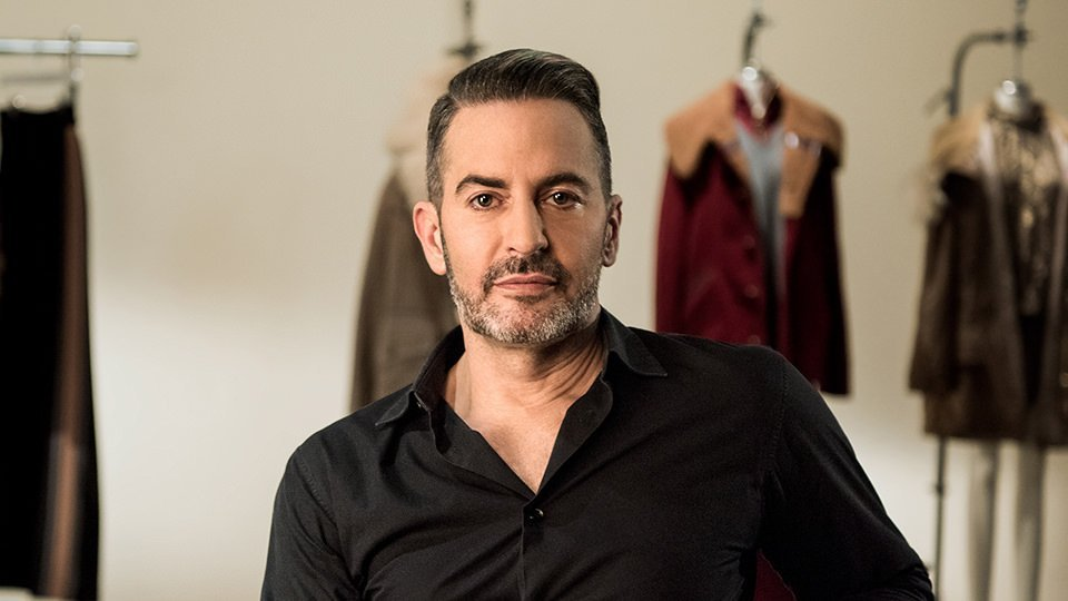 Marc Jacobs Teaches Fashion Design Masterclass