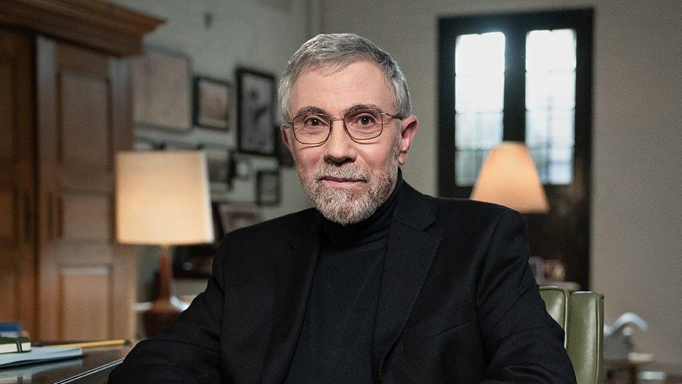 paul krugman apie bitcoin