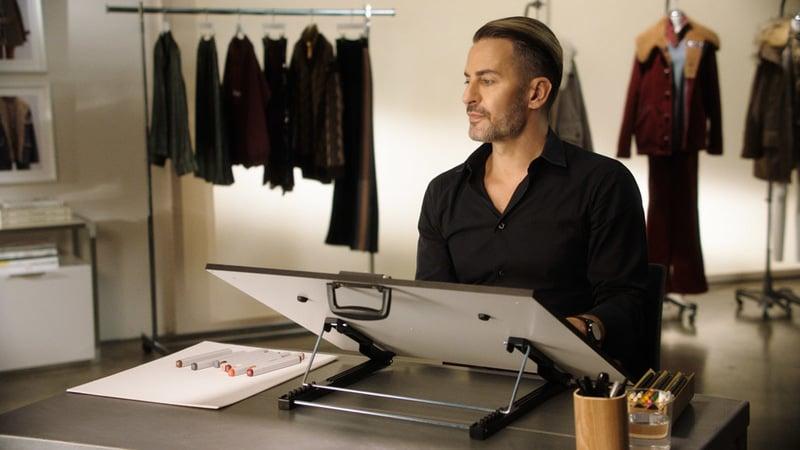 Sketching Your Ideas Marc Jacobs Teaches Fashion Design Masterclass