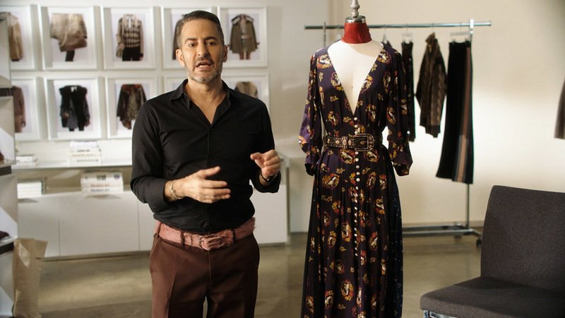 Creating Shapes And Silhouettes Marc Jacobs Teaches Fashion Design Masterclass