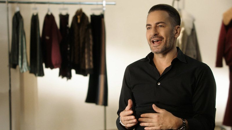 Patterns And Muslins Marc Jacobs Teaches Fashion Design Masterclass