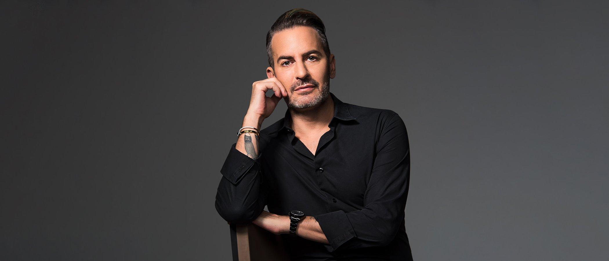 Marc Jacobs Teaches Fashion Design Masterclass