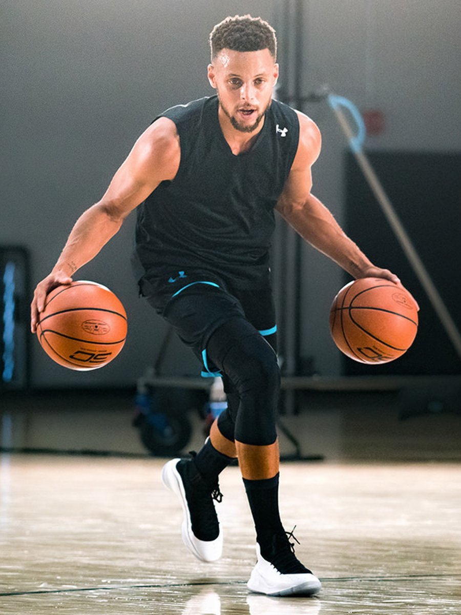 Masterclass Stephen Curry Teaches Shooting Ball Handling And Scoring